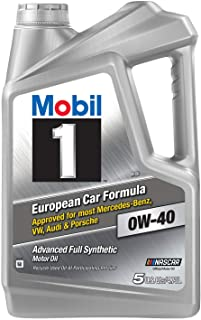 Best Mobil 1 - 153669 Synthetic Motor Oil 0W-40 5 Quart, 120760 Review