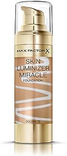 Max Factor Max Factor Skin Luminizer Miracle Liquid Foundation, 75 Golden, 30 ml