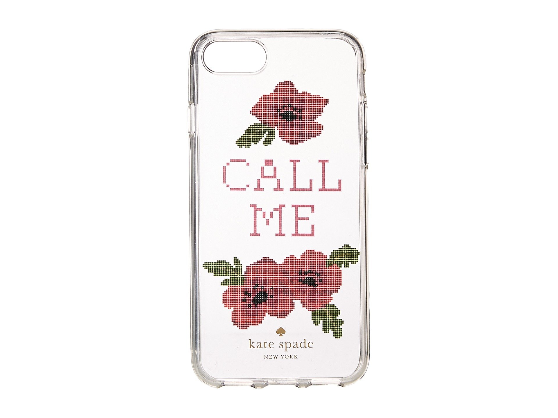 Needlepoint Call Me Phone Case for iPhone® 7