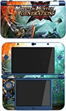 Skinhub Monster Hunter Generations MHX Cross Game Skin for New Nintendo 3DS XL Console