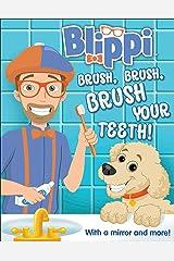 Blippi: Brush, Brush, Brush Your Teeth Board book