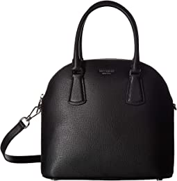 Sylvia Large Dome Satchel