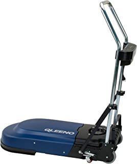 Qleeno QS101 Standard Low Profile Automatic Floor Scrubber, 0.8 Gallon Tank Volume, 230/115V