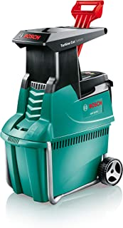 Bosch Turbine Shredder AXT 23 TC (2300 Watt, 42 mm Cutting Capacity, 53 Litre Collection Box and Plunger Included, in Box)