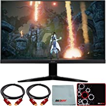 "$169 » Acer KG271 27"" Widescreen Gaming Monitor Full HD (1920 x 1080 16:9) TN Display with AMD FREESYNC 2X HDMI & VGA Port bmiix ..."