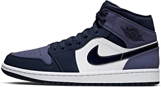 Air 1 Mid (Obsidian/Sanded Purple/White 8)