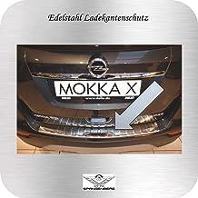 2012-2014 ACIER INOXYDABLE PROTECTION DE SEUIL DE CHARGEMENT pour OPEL MOKKA