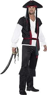 Men's Aye Pirate Captain Costume
