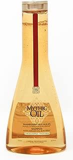 Mythic Oil by L'Oreal Professionnel Shampoo for Thick Hair 250ml/ 8.5 Fl Oz (With Argan Oil & Myrrh)
