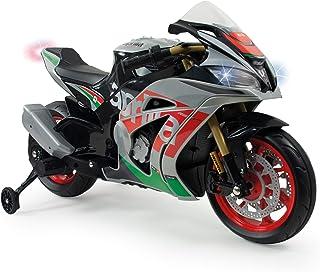 INJUSA- Aprilia 12V Moto Racing para Niños de más de 3 Añ