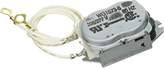 Intermatic WG1573-10D 60-Hertz Replacement Clock Motor for T100, T170, T100R201, T1400, T100-20 and WH Series, Gray