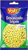 Amendoim Descascado Salgado Yoki 500g