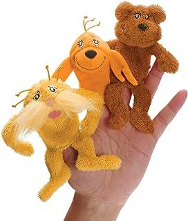 Best lorax finger puppet Reviews