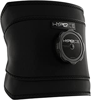 HYPERICE Pro Back Ice Wrap - Reusable ice compression wrap with patented air-release valve to harness the power of cold therapy + compression to reduce inflamation and relieve pain