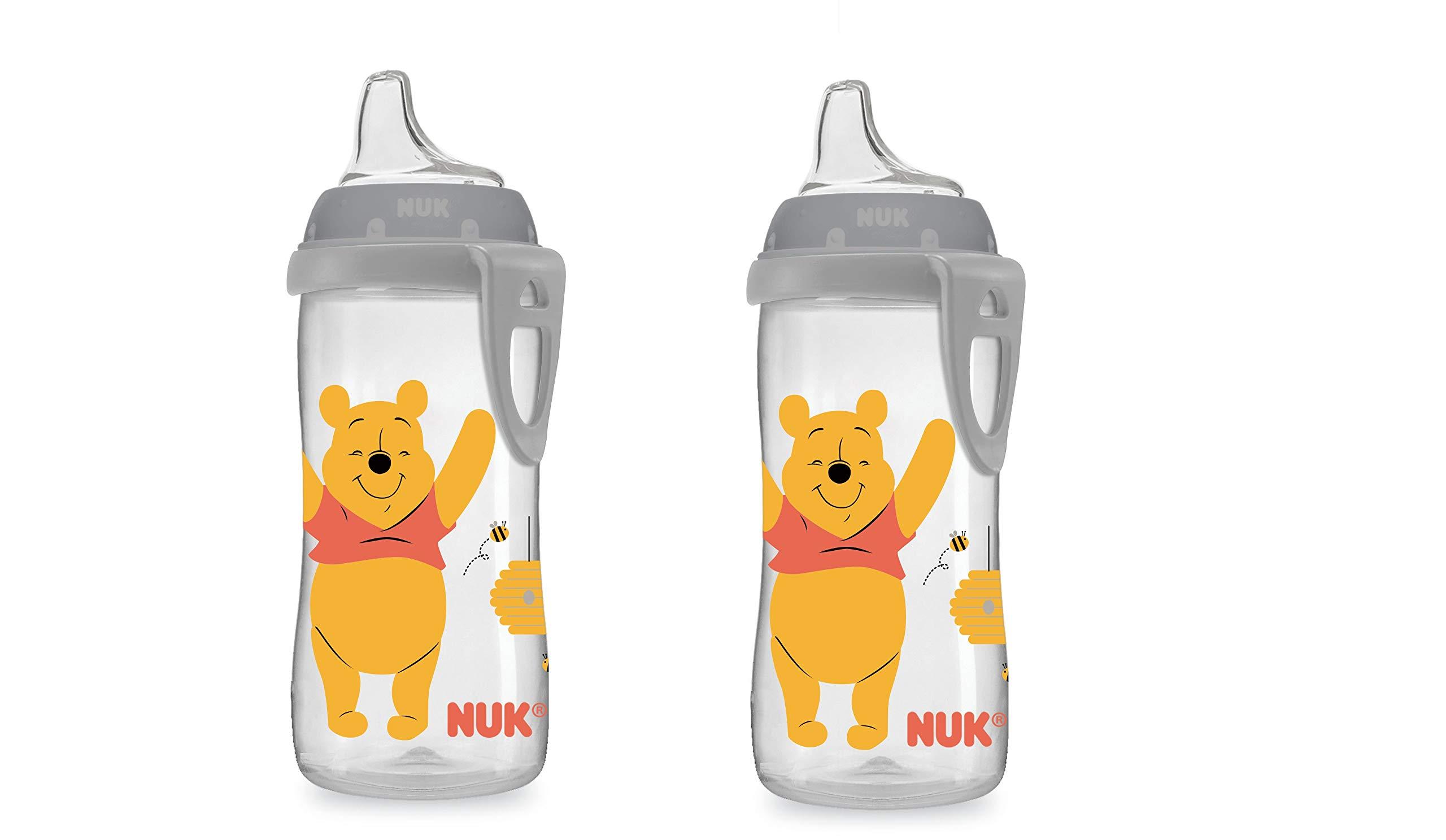 10oz 1pk NUK Disney Active Sippy Cup Winnie the Pooh