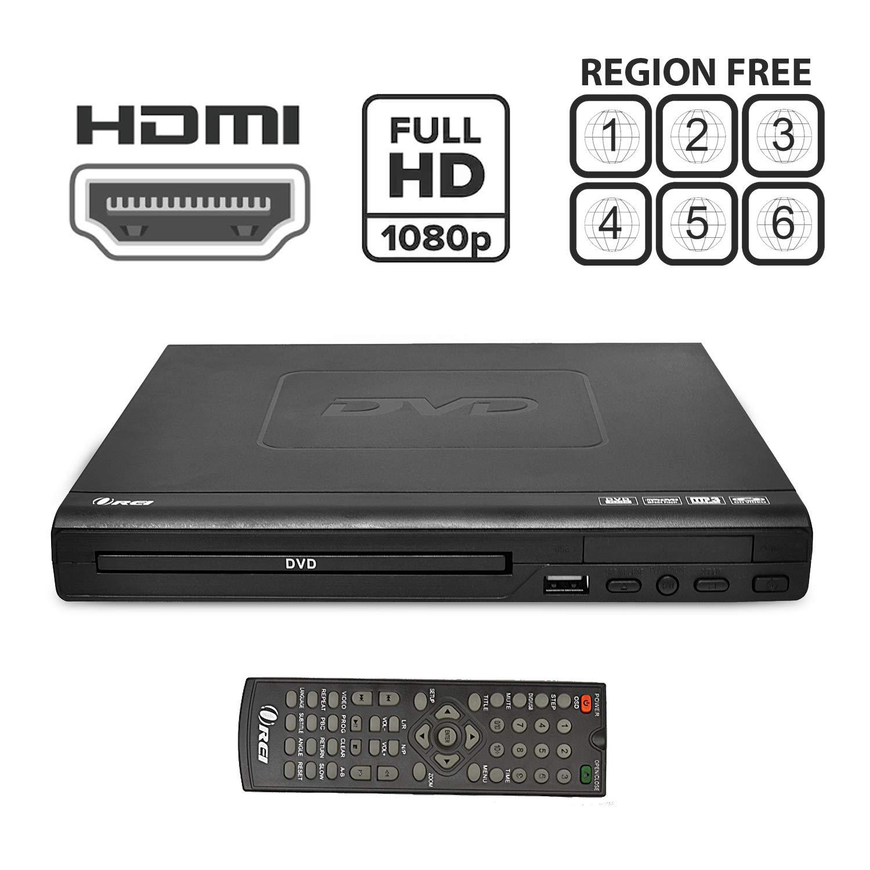 Region Free HDMI Player Built
