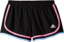 adidas Kids - Relay Race Shorts (Big Kids)