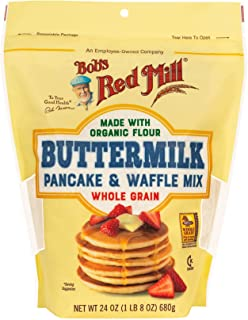 Bob's Red Mill Buttermilk Pancake & Waffle Mix, 680 g
