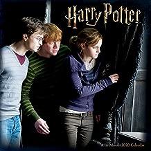 Harry Potter 2020 Wall Calendar