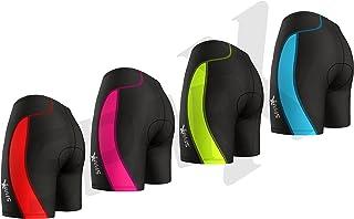 Sparx 女士铁人三项短裤运动短裤 自行车游泳跑步