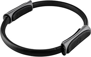 ENERGETICS Uni Pilates Adiva Ring, Negro/Gris, One Size