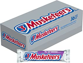 Best 3 musketeers bar original wrapper Reviews