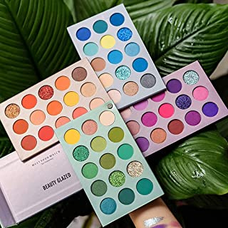 BTN 4 in1 Board Eyeshadow Makeup Palette (60 Color) pop colors in one professional makeup palette