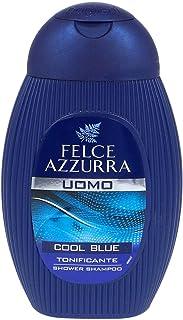 シャワーシャンプーマンクールブルー2 in 1 Body and Hair 250 Ml