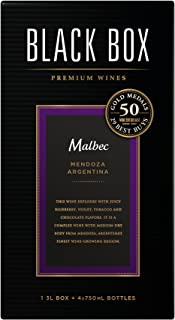 black box wine malbec