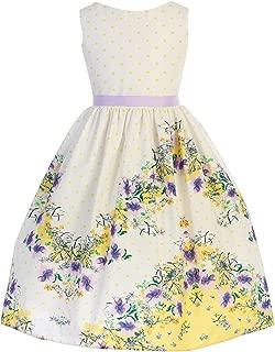 easter chevron dress