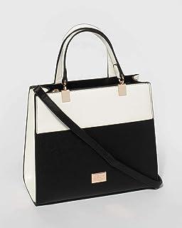 Monochrome Diane Tote Bag