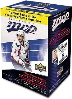 upper deck mvp hockey card values