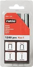 Ratio 2456A2-10 Hojas Perforadas 93X230 G80 Rati
