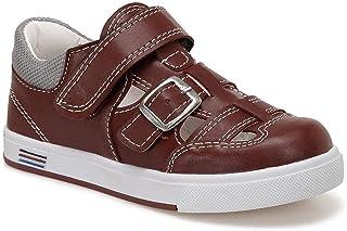 512618.P Kahverengi Erkek Çocuk Sneaker Ayakkabı
