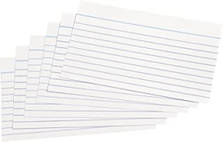 Best double ruled index cards Reviews