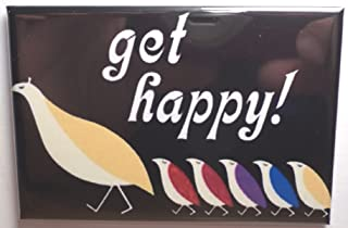 "Partridge Family Get Happy Magnet 2"" x 3"" Fridge Locker Television Movie"