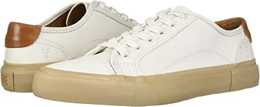 White Sheep Leather