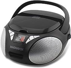 Magnavox MD6924 New CD Boombox – Black