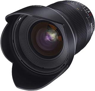 Samyang Obiettivo 24mm F/1,4 ED AS IF UMC per Canon, Nero