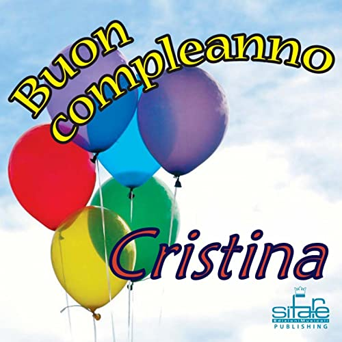 Tanti Auguri A Te Cristina Auguri Cristina By Michael Frencis