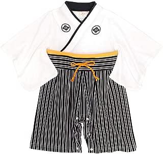 袴 ロンパース 赤ちゃん はかま 和装 カバーオール ベビー 男の子 フォーマル