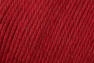 Rowan Cotton Glace Yarn 445 Blood Orange