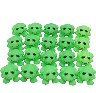 Best green rubber frog Reviews