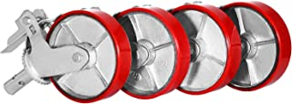 Best adjustable scaffold wheels Reviews