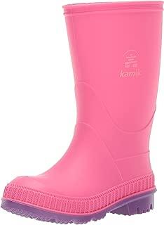 childrens pink wellies