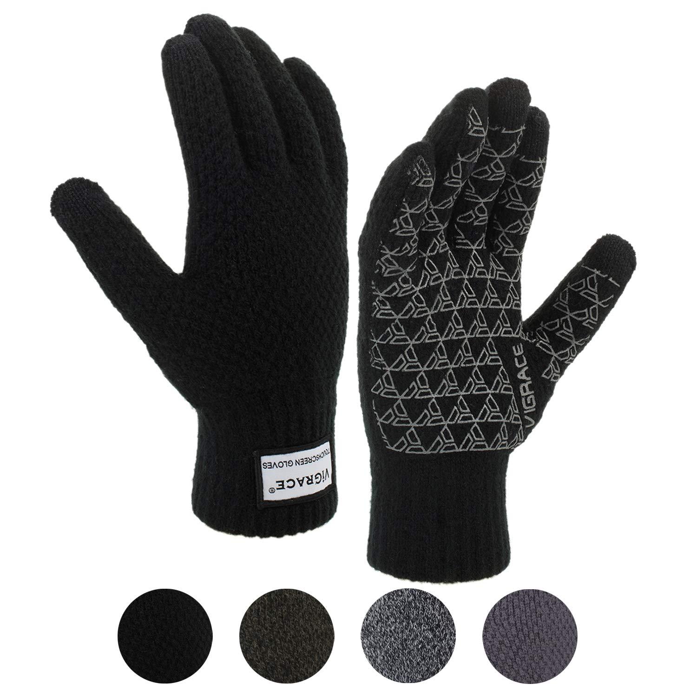 Winter Touchscreen Gloves Screen Anti Slip