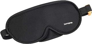Samsonite Global Travel Accessories - Eye Mask and Earplugs Antifaz para Dormir 20 Centimeters 1 Negro (Black)