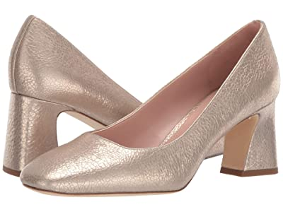 Donald J Pliner Ellio 2 (Nude Pebble Metallic) Women