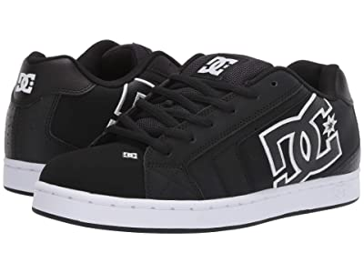 DC Net (Black/Black/White 2) Men