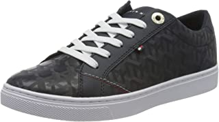 Tommy Hilfiger TOMMY JACQUARD LEATHER, Women's Sneakers